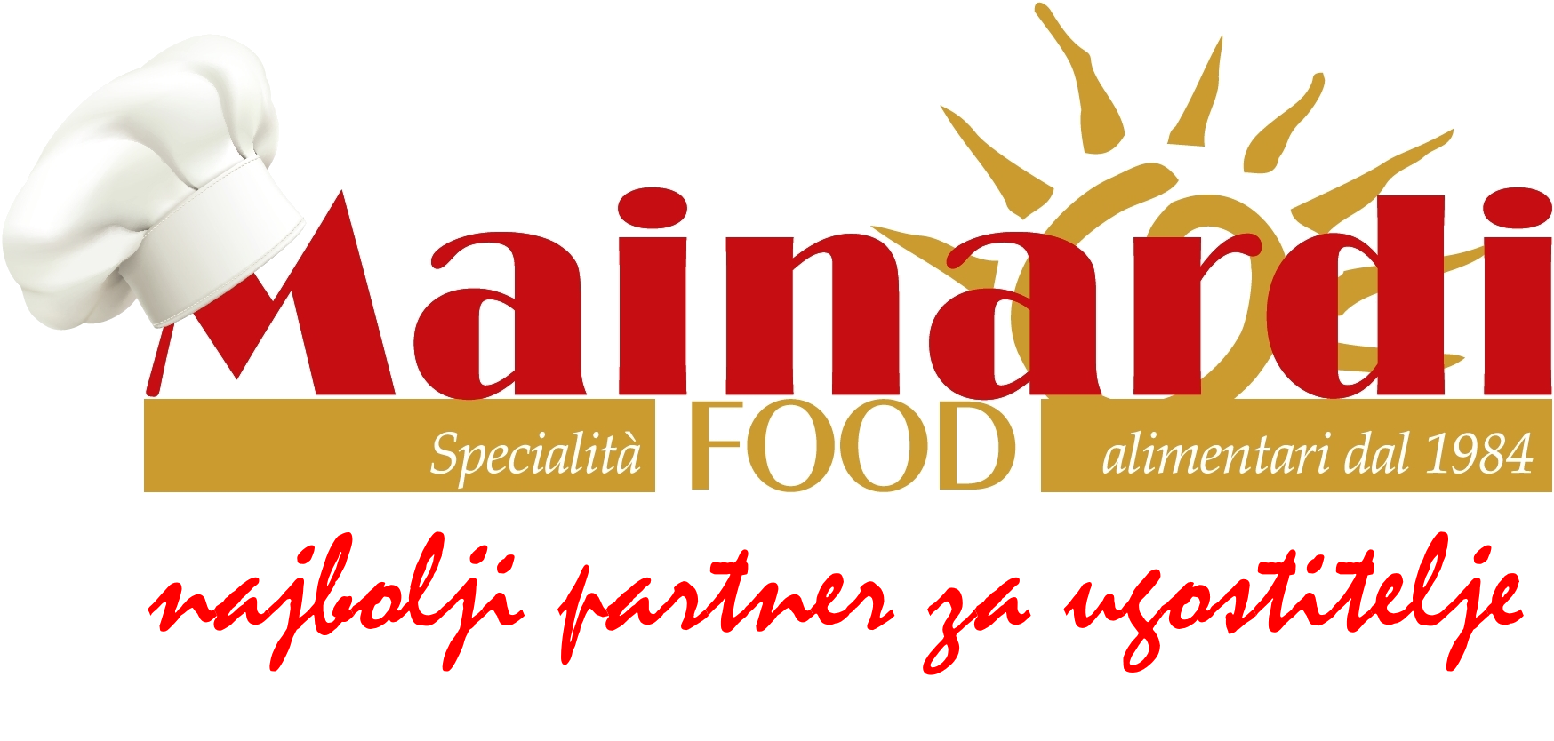 MAINARDI FOOD LOGO